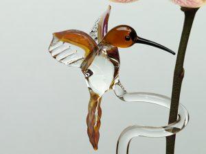 Orchideenstab Kolibri, längenverstellbar