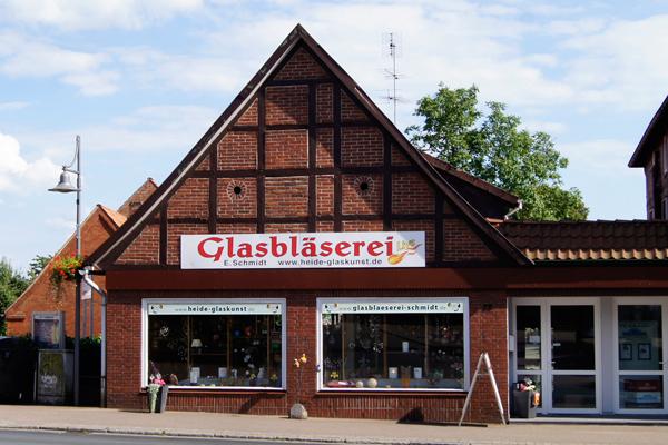 Heide-Glaskunst in Amelinghausen